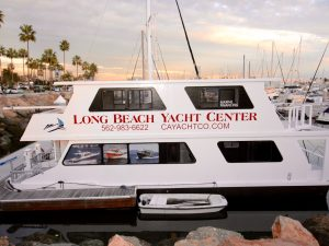 Long beach Yacht center boat